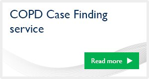 COPD Case Finding service